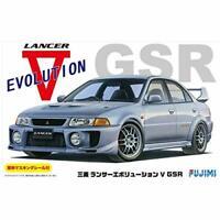 Fujimi 1/24 inch up series No.100 Mitsubishi Lancer Evolution V GSR(Japan import