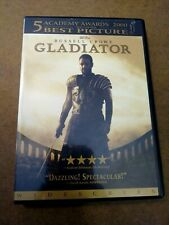 Gladiator (Dvd, 2003, Widescreen) Russell Crowe, Joaquin Phoenix, & Connie Niels
