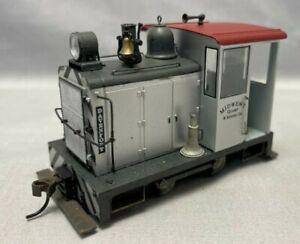 Bachmann Spectrum On30 0-4-0 Side Rod Gas Loco 25861 Midwest Mining & Quarry DNR