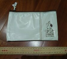 Snoopy Pencil Case, Makeup Bag, Cosmetic Bag, Travel Bag (Brand New)