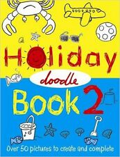 The Holiday Doodle Book 2: Bk. 2 (Buster Books), New, Niki Catlow Book