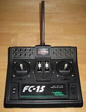 Robbe Futaba Sender FC15  40 MHz   – Rarität –   ähnlich F14