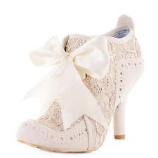 Irregular Choice Women's Textile High Heel (3-4.5 in.) Boots
