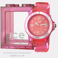 Authentic Ice Jelly Pink Unisex Watch JY.PT.U.U.10