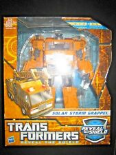 Transformers REVEAL THE SHIELD Voyage Class SOLAR STORM GRAPPEL - MISB