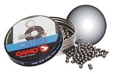 BALINES ROUND BOLA DIABOLO 250  CALIBRE 5,5 mm gamo