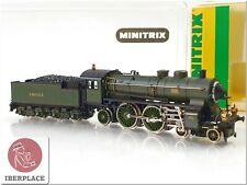 N 1:160 escala locomotive locomotora trenes Trix Minitrix 12035 S3/6 KBayStsB <