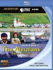 THE ALEUTIANS: CRADLE OF THE STORMS - WORLD WAR II NEW REGION 1 BLU-RAY