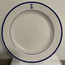 Us Navy Mess Wardroom Officer Dinner Plate