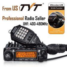 TYT TH-9000D 400-490MHz UHF 45W/25W/10W 200CH Car Mobile Transceiver Radio CTCSS