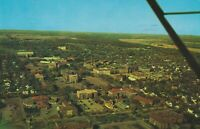 Vintage Postcard Purdue University Lafayette Indiana IN Aeriel View 1958