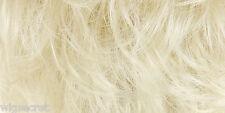 Marilyn Mid Length Blond Brown Red Wavy Skin Top Wig