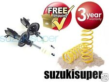 4 Front Suspension Kit Mazda 323 BG GT Gas Struts Shock Absorbers Springs 89-94