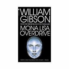 Mona Lisa Overdrive by William Gibson (1997, Paperback)