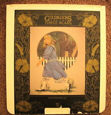Vintage CED SelectaVision Faerie Tale Theatre Goldilocks and the Three Bears