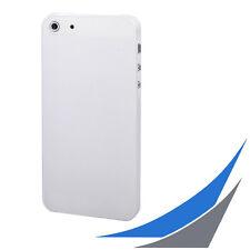 [ für iPhone 5/5S/SE ]  Slim Case - Clear frosted  + 1x Displayfolie