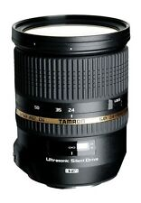 TAMRON 24-70mm f/2.8 Di VC USD FAST ZOOM LENS FOR NIKON - A007NII - REFURBISHED