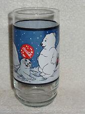 Coca-Cola Coke Collectible- Polar Bear & Seals Playing- 1997