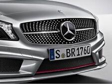 """Nuovo Originale Mercedes Benz a W176 Paraurti Anteriore Centrale """" Diamante """""""