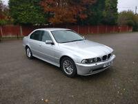 BMW E39 530D SE AUTO 2001  VERY LOW MILEAGE