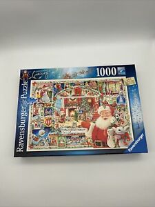Ravensburger Christmas is Coming Jigsaw Puzzle, 1000 Pieces (16511)