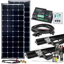 300w MPPT 12v caravana kit completo EBL-opción solar anexo camping y Caravan