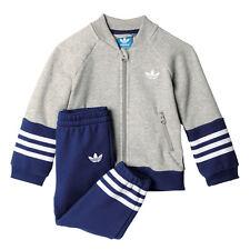 Adidas Originals Infantil Polar Superstar Traje Algodón [S95967 S95968]