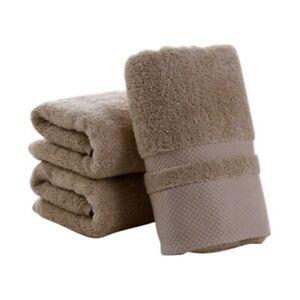 "Extra Large Bath Towel 34x75"" Luxury 100% Cotton Ultra Soft Solid Bath Sheet"