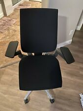 Fully Loaded Black Steelcase Gesture Office Chair Local Pickup In Az Only
