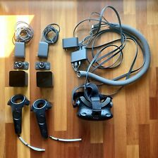 HTC Vive Virtual Reality System Excellent Condition!