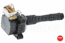 New NGK Ignition Coil For BMW 3 Series 318 E30 1.8 iS Saloon 1990-91
