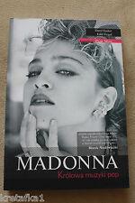Madonna. Królowa muzyki pop - POLISH BOOK - FREE DELIVERY - Rebel Heart