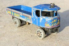 MATCHBOX MOY4-1 SENTINEL STEAM LORRY good condition 1950s