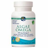 Algae Omega 60 Softgels 650 mg by Nordic Naturals
