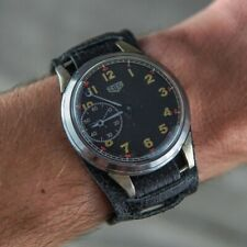 Vintage HEUER Military / Pilot Uhr