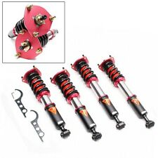 GSP Mono-Max Spring Coilover Suspension Kit Fit Lexus 95-00 LS400 UCF20 XF20