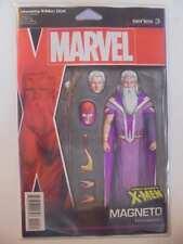 Uncanny X-Men #4 Action Figure Variant Vol 5 Marvel VF/NM Comics Book