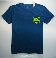 American Eagle Mens AE Blue Pocket T Shirt XXXL NWT