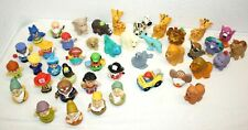 Fisher Price Little People LARGE LOT! Alphabet Animals Dwarves Princess Beauty