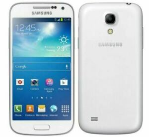 Samsung Galaxy S4 mini GT-I9190 - 8GB - White (Unlocked) Smartphone