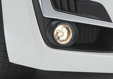 OEM Genuine Subaru 2015-2016 Impreza Fog Lamp Kit - Beige Bezel -  H4510FJ160