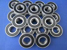 20 Stück 6001 2RS (12x28x8 mm) Kugellager, Rillenkugellager