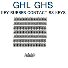 Yamaha Rubber Contacts Full set for GHL GHS keyboard assemblies 88 keys UK Stock