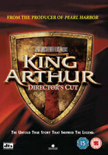 King Arthur (Director's Cut) (DVD-2004, 1 Disc) Region 2. Clive Owen*****
