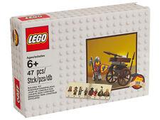 BNIB LEGO Castle CLASSIC KNIGHTS Set 5004419 Rare VIP Promo Retired Minifigure