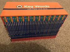 More details for key words with peter and jane - complete 36 ladybird book boxset