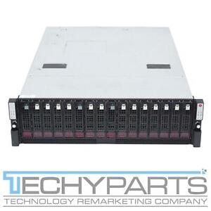 SUPERMICRO CSE-937 2x X9DBS-F-2U Nodes 4x Xeon E5-2420v2 2.20GHZ 24GB 3U Server