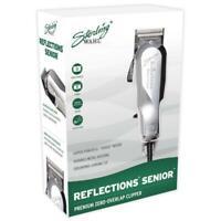 Wahl Sterling Reflections Senior Clipper 120V/60Hz #08501 w/Free Straight Razor