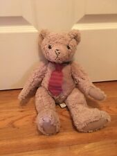 Collectible Theodore Roosevelt Teddy Bear Hallmark 1997, Moveable Joints