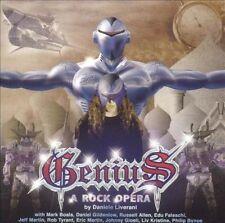 Genius - Episode 2: Rock Opera - (NEW JAPAN CD) Symphony X, Boals, Liv Kristine